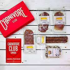 Carnivore club subscription box