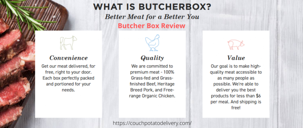 what is butcher box?