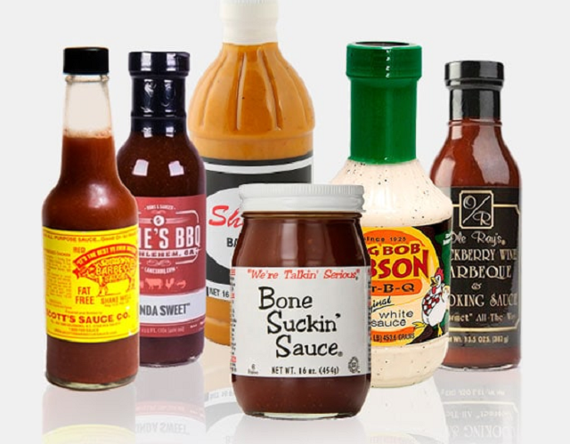 grill master club bbq sauces