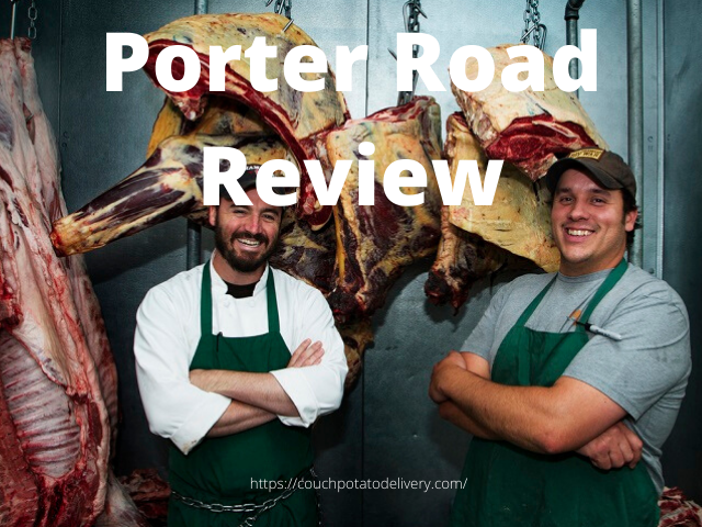 picture of the two owners I mentioned in this porter road review