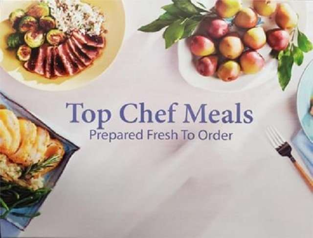 top chef meals reviews