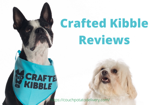 Crafted Kibble dog food Review