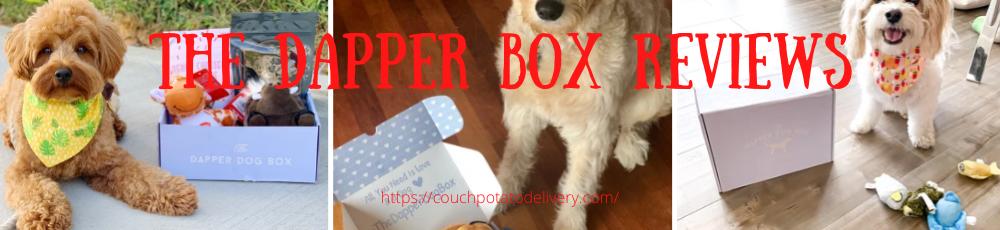 the dapper dog box reviews