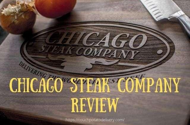 Chicago steak company reviews