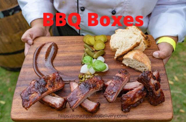 BBQ subscription box