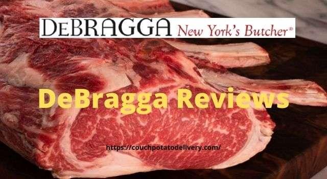 Debragga reviews logo