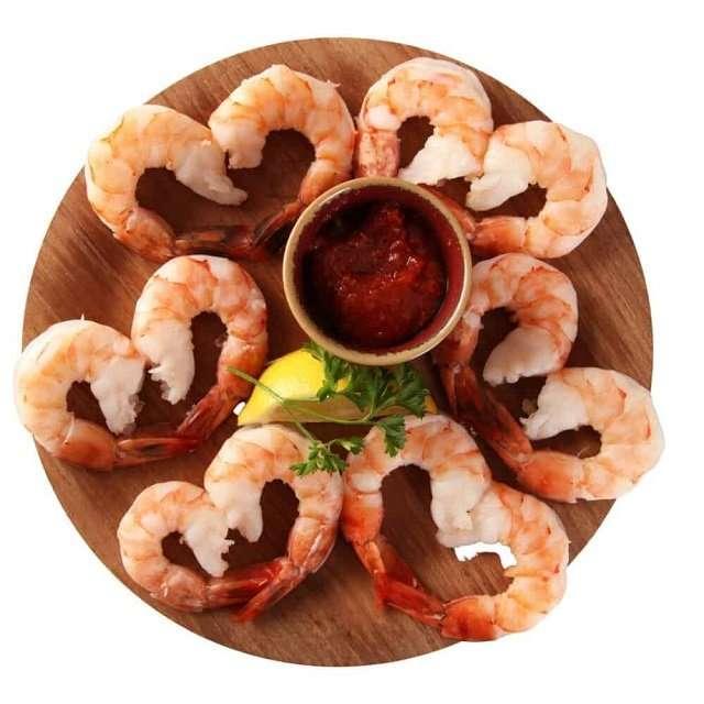 Lobster Anywhere shrimp platter