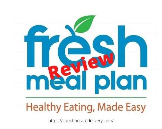 Fresh meal plan review logo