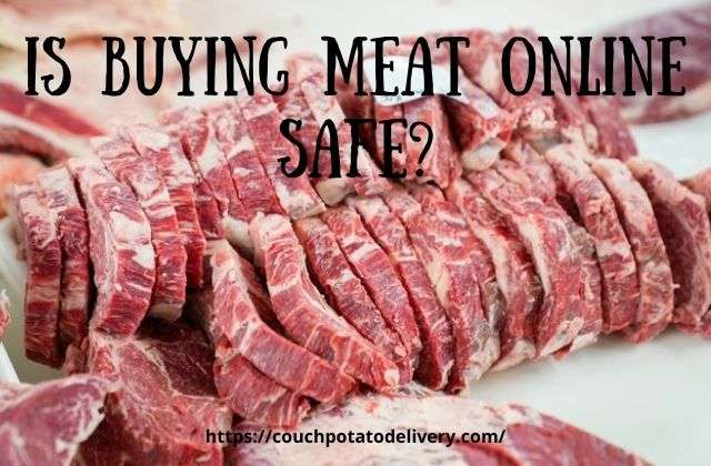 is buying meat online safe